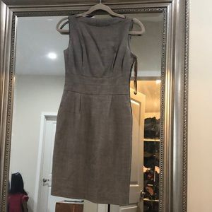 Banana republic sheath dress size 0P